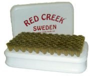 ЩЁТКА RED CREEK 042 BRASS FINE