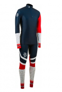 Гоночный костюм Bjorn Daehlie 2018-19 Racesuit 2-piece Nations 3.0 332799_35400