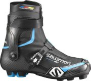 ЛЫЖНЫЕ БОТИНКИ ЛЫЖНЫЕ БОТИНКИ  SALOMON CARBON SKATE LAB PROLINK 398051