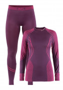 КОМПЛЕКТ CRAFT BASELAYER Seamless Zone W комплект 1905329-1785