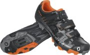 Велотуфли Scott MTB COMP Shoe black gloss/orange