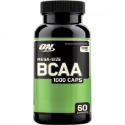 BCAA ON 60caps.