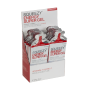ENERGY SUPER GEL squeezy 12 штук*33гр. кола