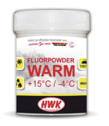 Порошок HWK Fluorpowder warm +15/-4