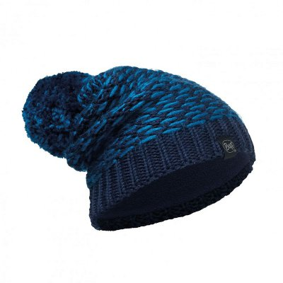 Шапка Buff Hat Knitted and Polar Kirvy Dark Navy