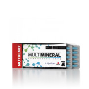 Мультиминерал / MULTIMINERAL Nutrend 60капс